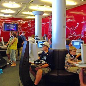 Интернет-кафе Панино