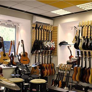 Музыкальные магазины Панино