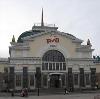 Железнодорожные вокзалы в Панино