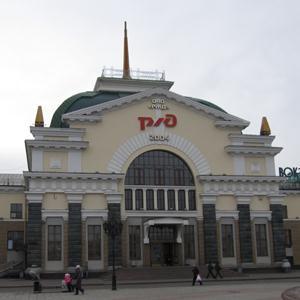 Железнодорожные вокзалы Панино